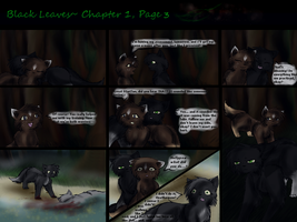 After The Last Hope: Black Leaves, Page 3 by Amerikat