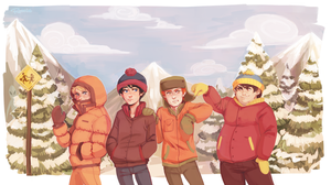 South Park! by Ron-nie