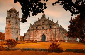 Paoay Church by jerishoots