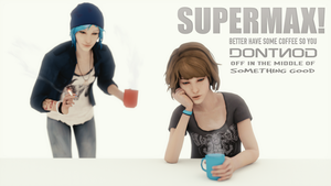 Superpowers by Caffeine by blues-man