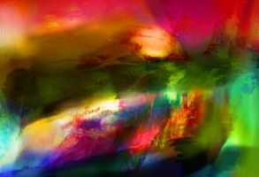 fairytale abstraction by creapicform