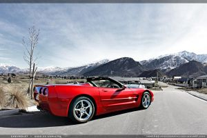 C5 Corvette - Above it all by Immerse-photography