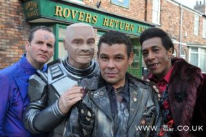 new red dwarf crew pic 2 2009 by Jayluke2006