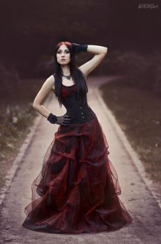 gothic by blackandcolorful