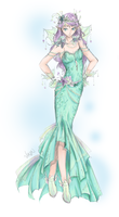 Mermaid Couture by Flurryfox