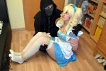 Alice cosplayer kidnapped 2 by Natsuko-Hiragi