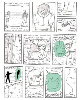 Legend of the Tree Dwellers Page 787 by Banquo0
