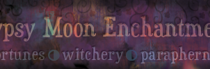 Gypsy Moon Banner by wynningdesigns