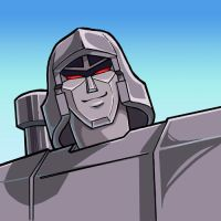 Commission: Megatron by The-Starhorse