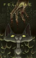 Felidae - Book Cover by Dragowl
