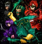 Shut up. Kick-ass. by staroksi
