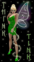My Version of Tinkerbell by Stepherbell