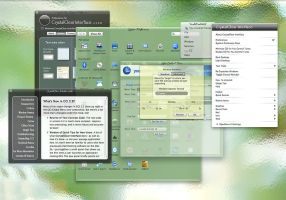 CrystalClear Interface 2.5.8.8 by marsmuse