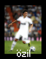 Ozil by SuperJulius001