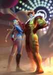 Cammy vs. Sabretooth - Marvel vs Capcom by yoshiyaki