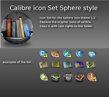 Sphere 1.2 - Calibre Set by Potzblitz7