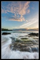 Moloa'a Sunrise by aFeinPhoto-com