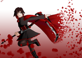 RWBY: Ruby, ''Red Like Roses'' by Stereofox