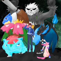 Pokemon X and Y- A New Challenger Has Appeared! by Matau228