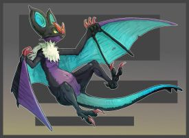 Noivern by Twarda8