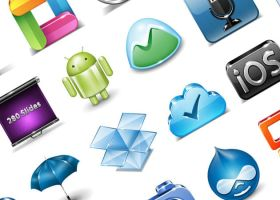 Application Icons Set by Iconshock