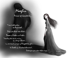Re-embodied...Maeglin the elfmaid by alystraea