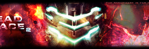 Dead Space 2 Nightmare Banner by Ranzkin