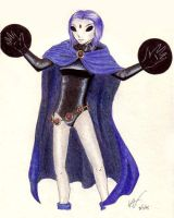 zomg Raven by ashkey