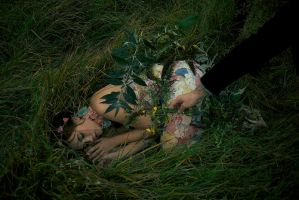 The burial by AlexandraSophie