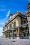 Saint-Omer Train Station (2) by MrMibs