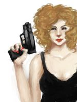Doctor Who: River Song by AoiTori-chan