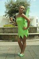 Tinkerbell - Peter Pan by FrancescaMisa