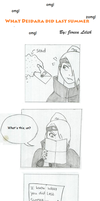 Deidara: Funny comic by JericaLilith