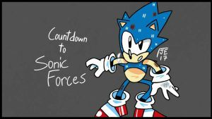 Sonic Forces-Classic Sonic by J-Comics