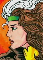 Sketchcard Rogue by RichBernatovech
