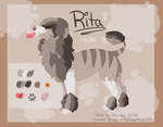 Rita Reference Sheet 2015 by PinkPoodle543