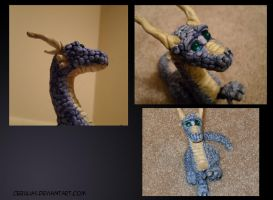 Dragon Sculpture Finished by Cerulias