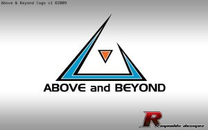 Above and Beyond logo by creynolds25