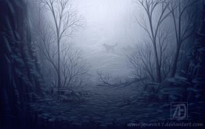 Wolf's Path by Jenova87