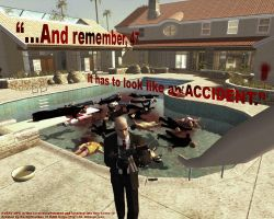 Hitman: Accidents by Doct0rSeethes