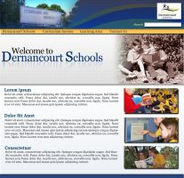Dernancourt Website by Noah0207