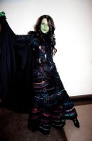 Elphaba Costume - Act II by Sillizicuni