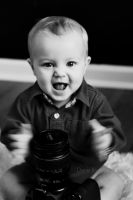 The youngest photographer by ballerinanblack