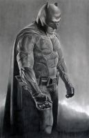 Ben Affleck Batman by donchild