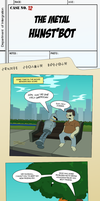 Futurama Mini Comic 012 by Alanquest