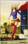 Supergirl (TV Costume) by tiangtam