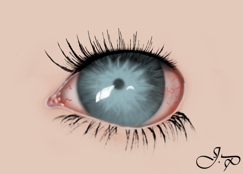 Eye by Skubin