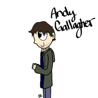 Andy Gallagher by Braang