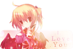 I love you signature by Wolftag