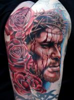 jesus cover up by tat2istcecil